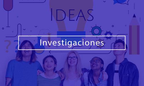 Investigaciones UNC